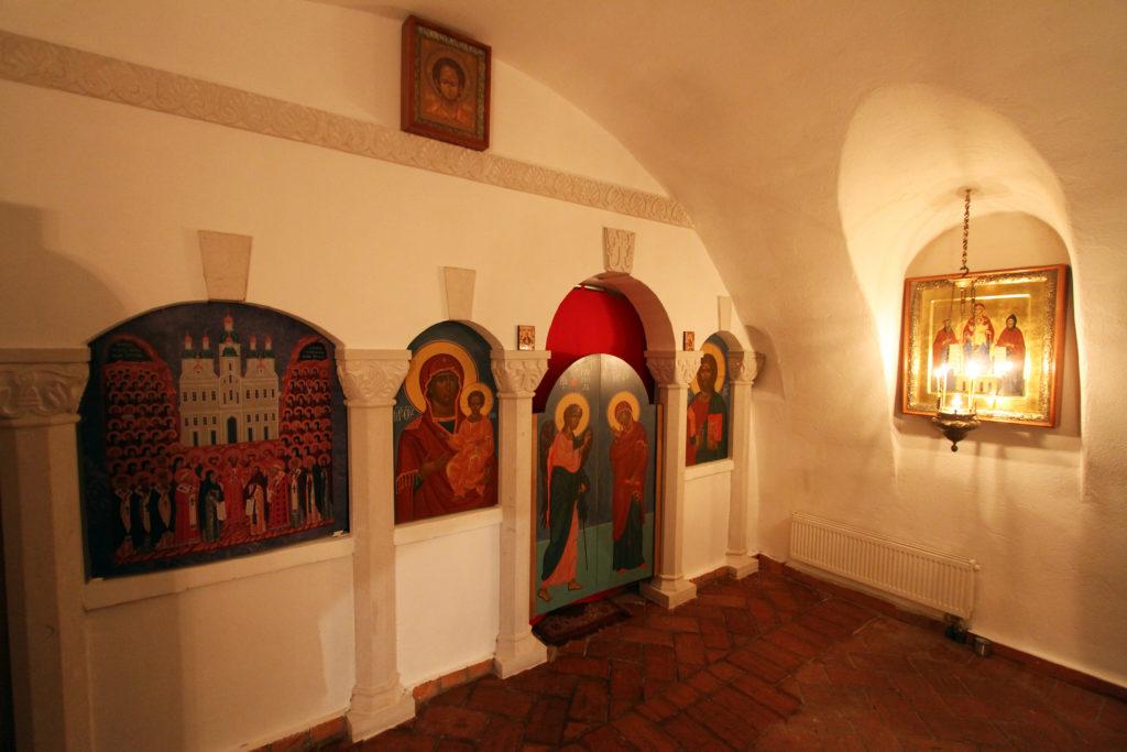Пещерный храм Киево-Печерских отцов