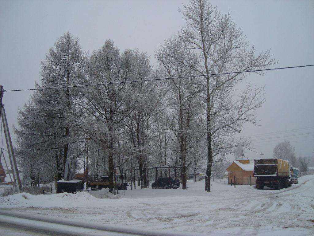 Никольский храм село Никулино