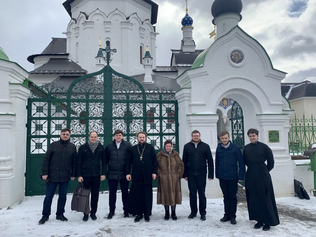 Хор Киево-Печерской Лавры